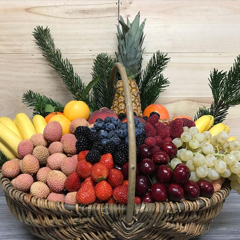 Corbeille de fruits - Librefruit - Commerce de proximité Vernon